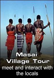 Maasai Tour