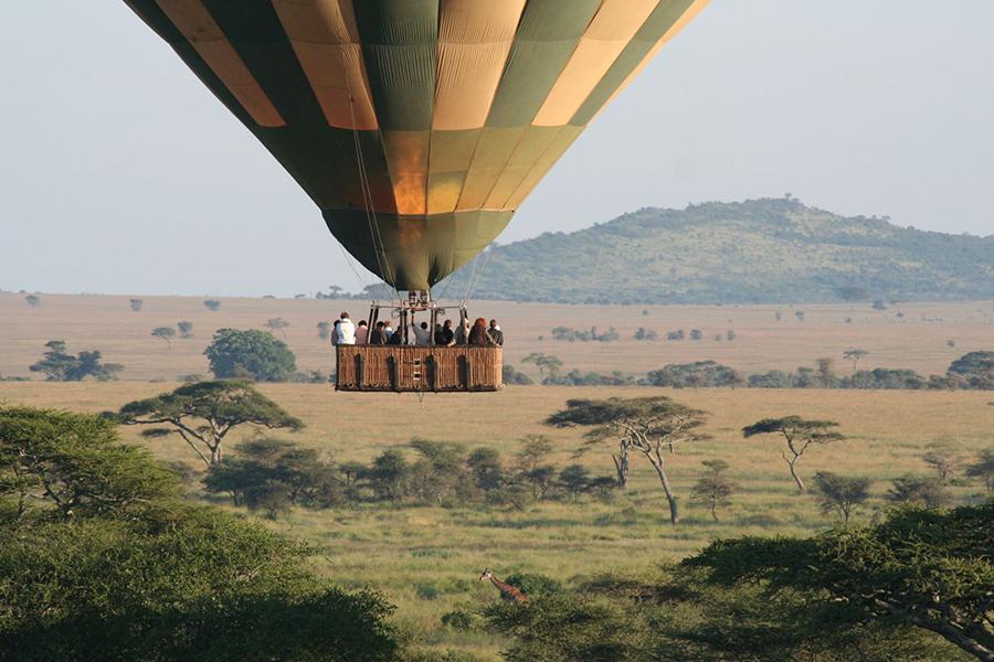 Maasai Mara Baloon Safari
