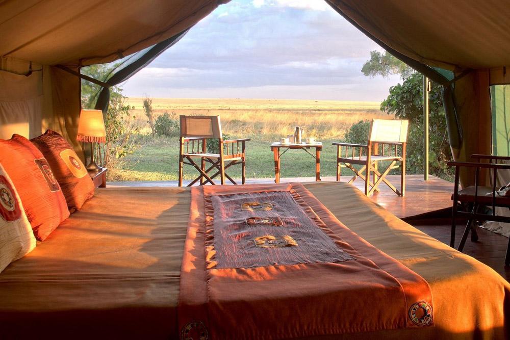 Mara Governors' Camp