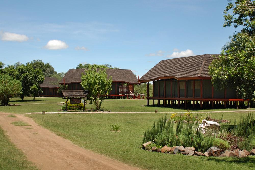 Royal Mara Safari Lodge and Camp