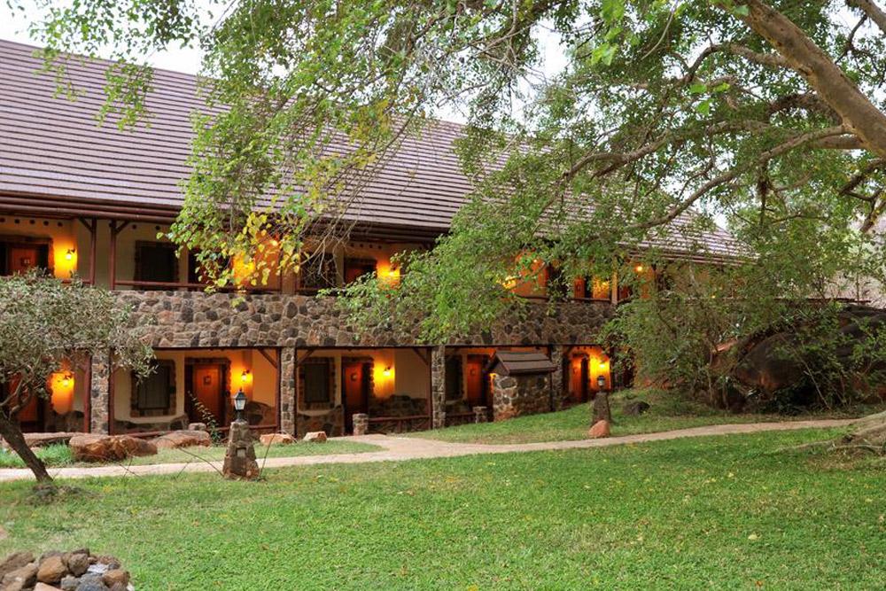 Kilaguni Lodge