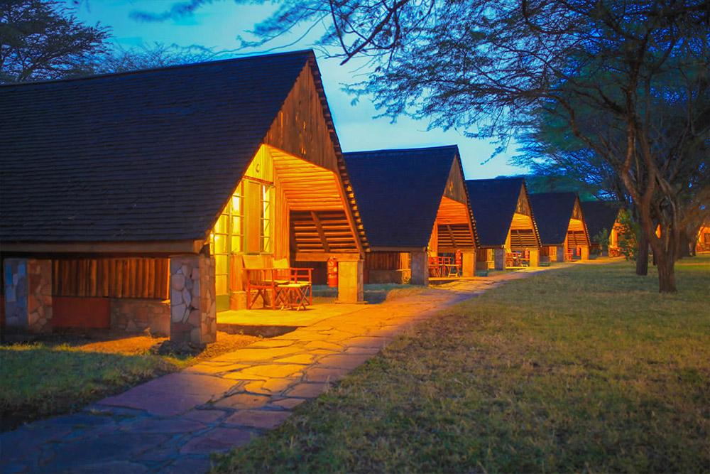 Keekorok Safari Lodge
