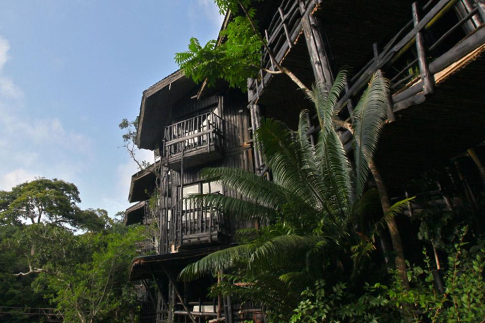 Shimba Hill Lodge