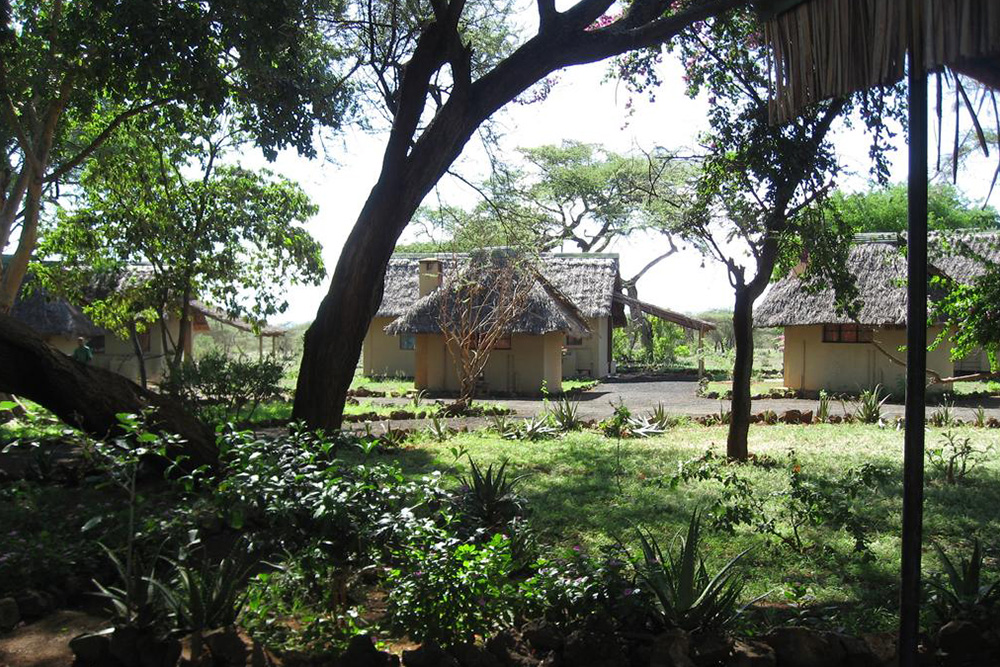 Severin Kitani Safari Camp