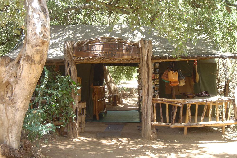 Ndololo Safari Camp