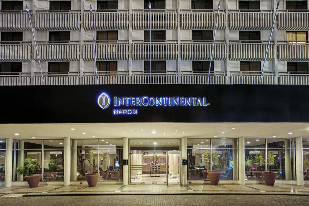 Intercontinental Hotel Nairobi