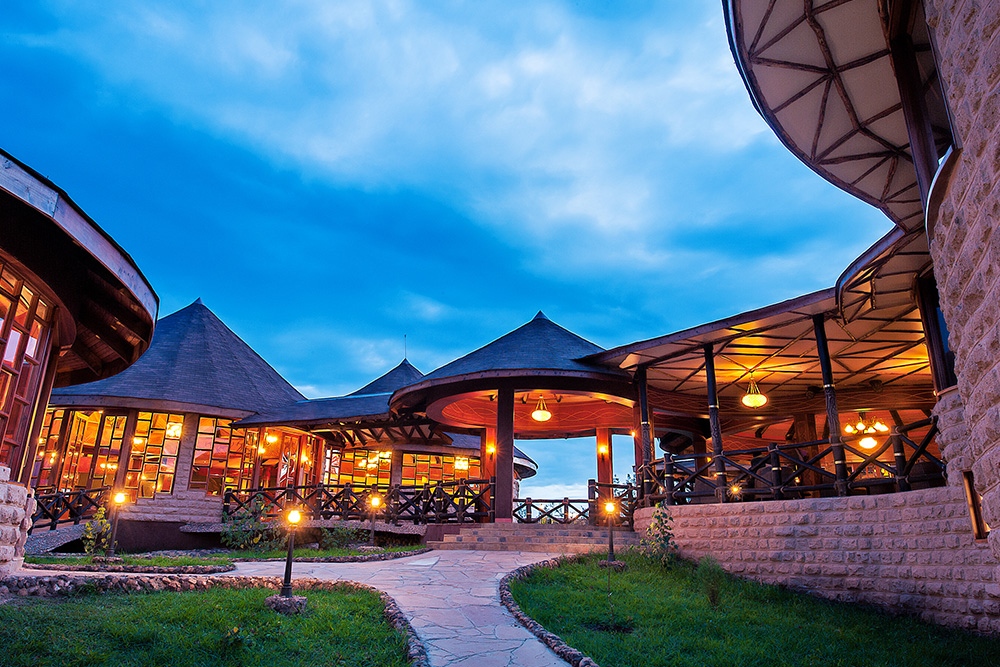 Nakuru Sopa Lodge
