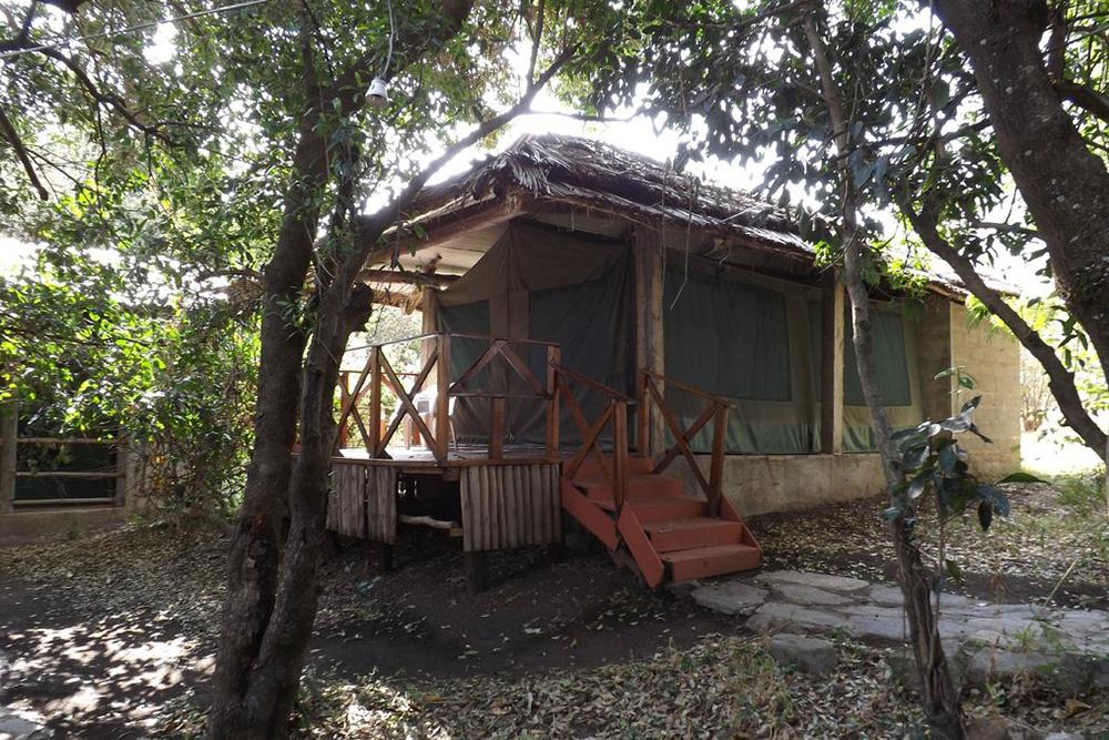 Mara Kichakani Camp