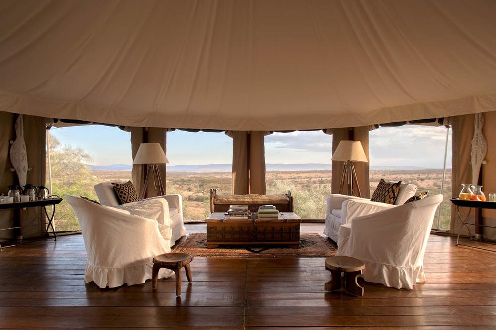 Ol Seki Mara Camp