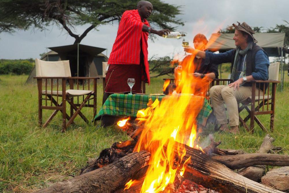 Basecamp Dorobo Fly Camp