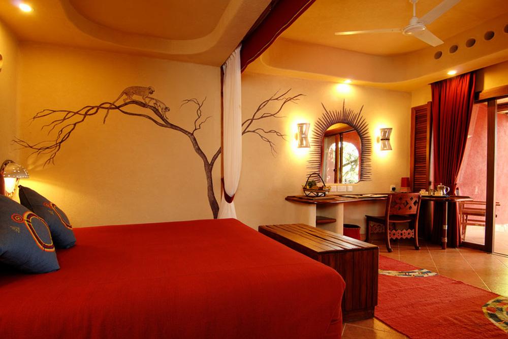 AA Amboseli Lodge