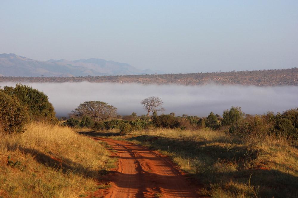 3 Days Tsavo East and Amboseli