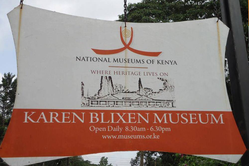 Karen Blixen Excursion