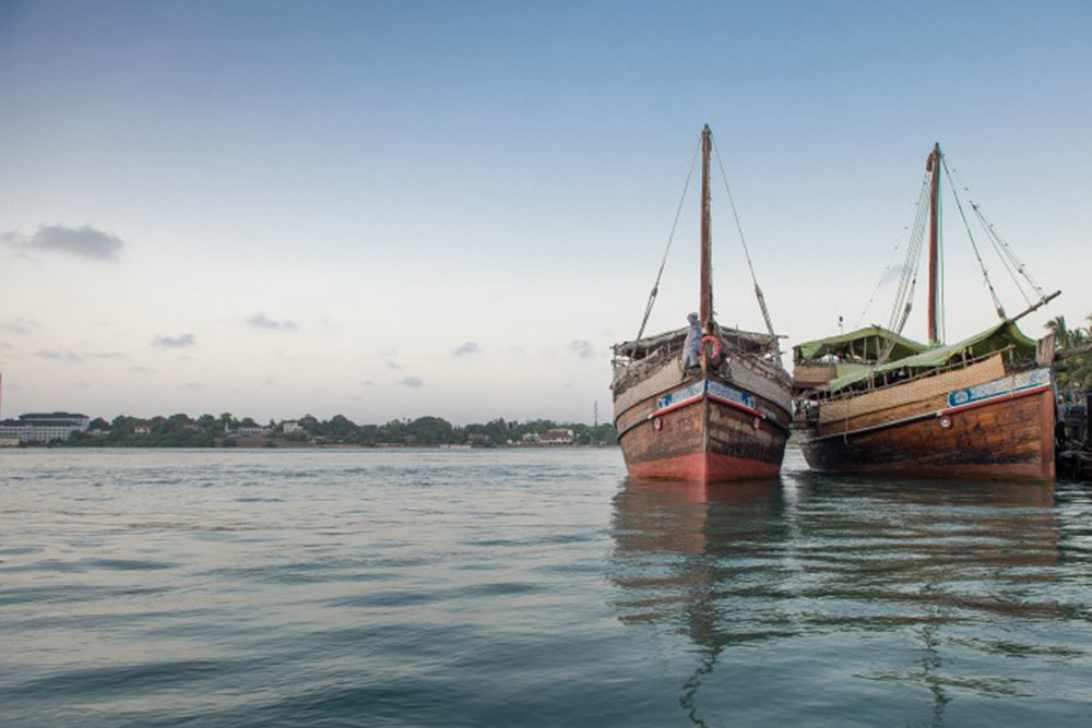 Tamarind Dhow Excursion, Mombasa