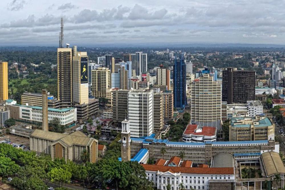 Nairobi City Tour (On Request)