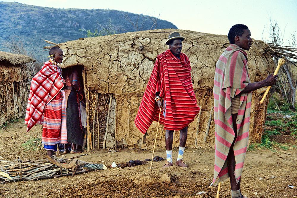 Masai Village Tour