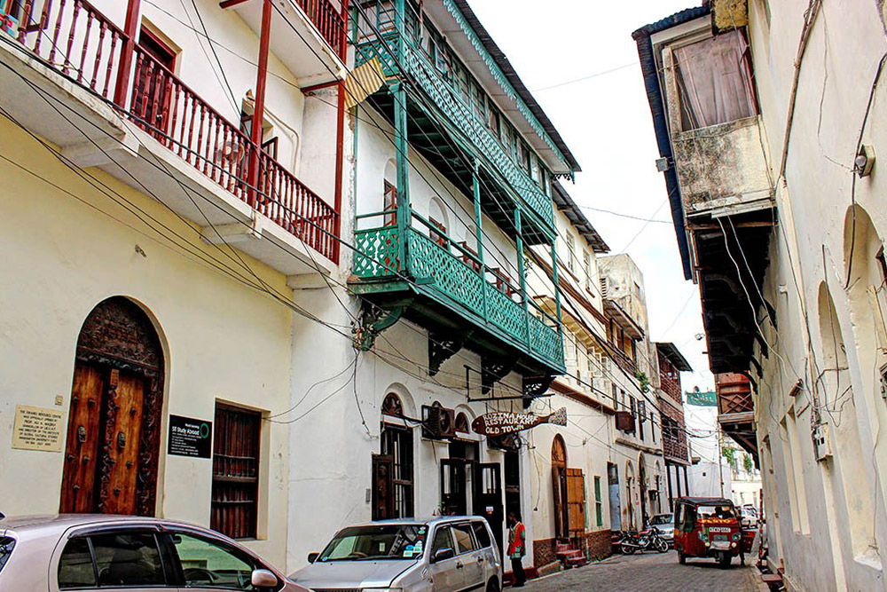 Mombasa Excursion Old Town