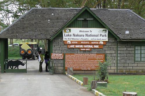 Day 1: Nairobi - Lake Nakuru