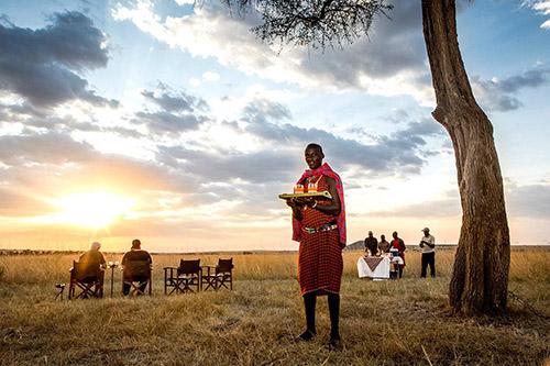 Day 1: Nairobi - Masai Mara