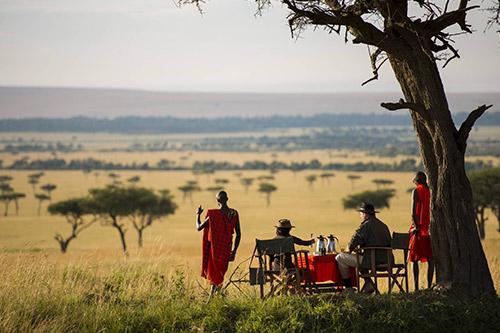 Day 3; Amboseli- Naivasha