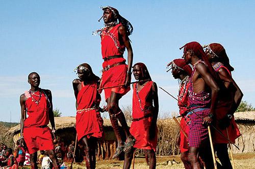 Day 6; Full Day Masai Mara